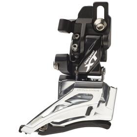 Shimano Deore XT FD-M8025 Umwerfer 2x11-fach Direktmontage Dual Pull schwarz/silber